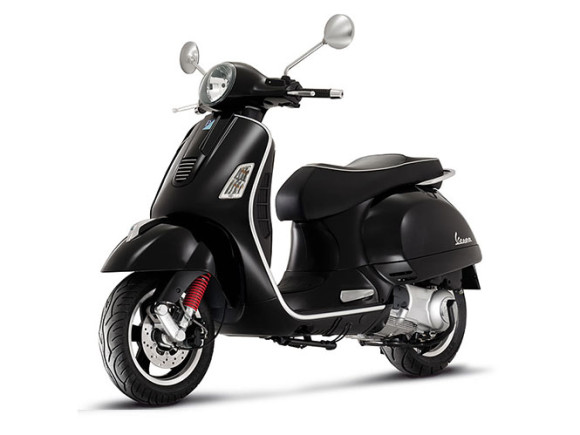 Vespa New models at IBW 2015 Detail