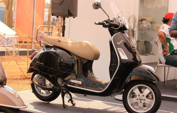 Vespa New models at IBW 2015 - Details