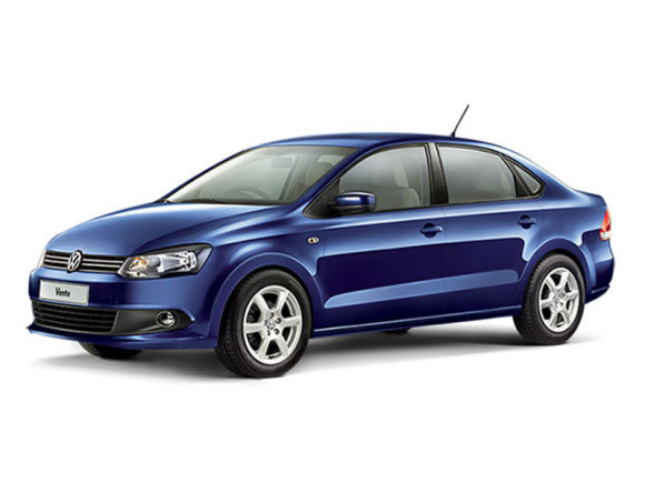 Volkswagen Vento front side pic1