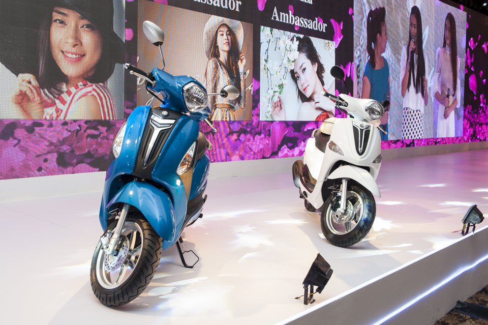 New Yamaha Nozza Grande 125cc Scooter In India Launch coming soon