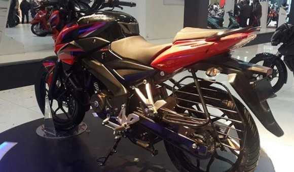 Bajaj Pulsar 150 NS back