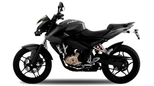 Bajaj Pulsar 150 NS left side