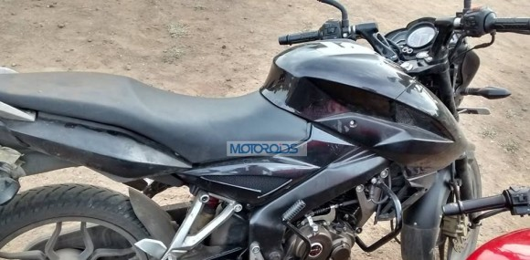 Bajaj Pulsar 150 NS upper Right side