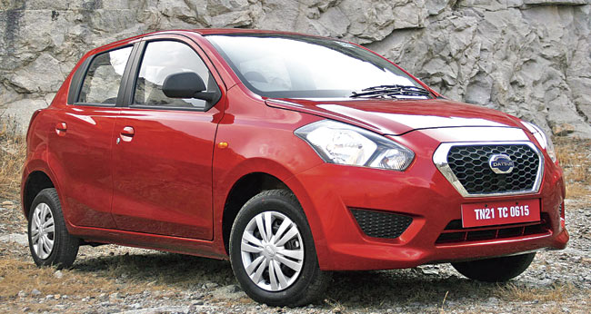Datsun Go Petrol Model Review in Detail