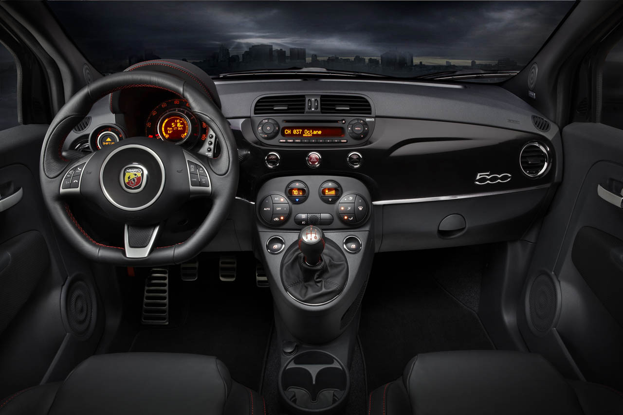 Fiat 500 Abarth launch in India – Coming Month