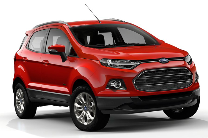 Ford Eco Sport Full Features, Engine Specifications, Mileage, Review & Pictures