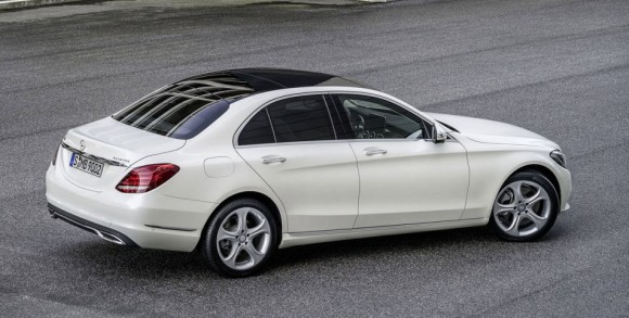 Mercedes Benz C Class diesel C220 CDI launched