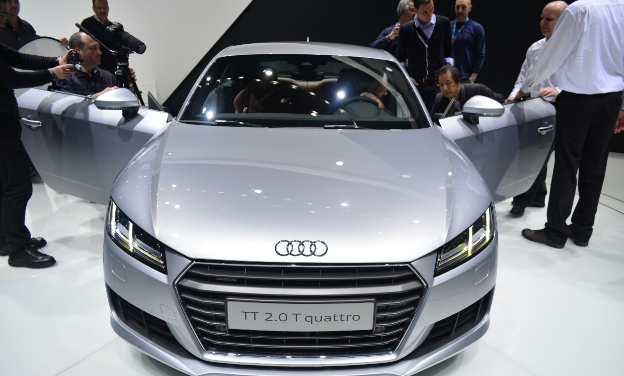 New Audi TT India Launch – 24th April 2015