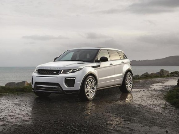 Range Rover Evoque 2016 facelift diesel engine