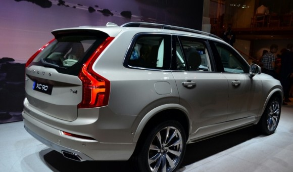 Volvo XC90 Back Side