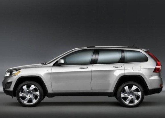 Volvo XC90 Left Side