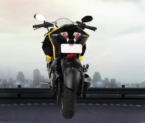 Bajaj Pulasr 200RS Back