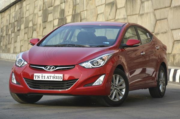 Hyundai Elantra Facelift Model – Review & Test Drive