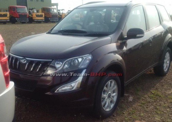 Mahindra XUV500 New Design