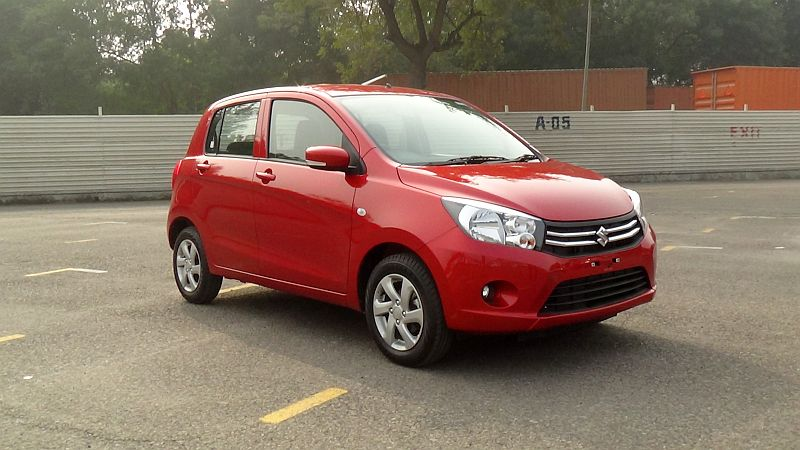 New Maruti Celerio Model ZXi AMT – Rs 4.99 lakh