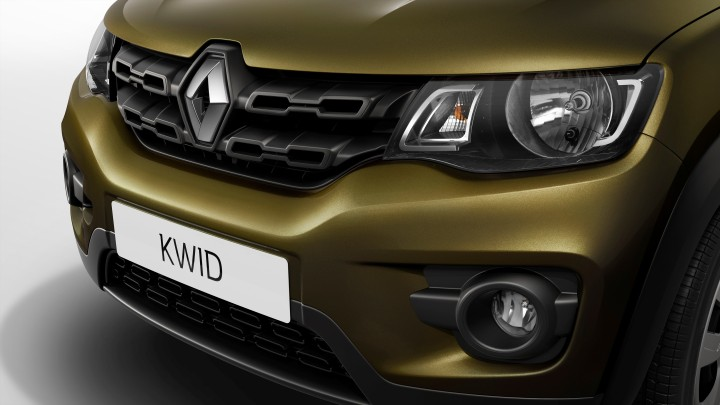 New Renault Kwid XBA Hatchback India Debut – Details