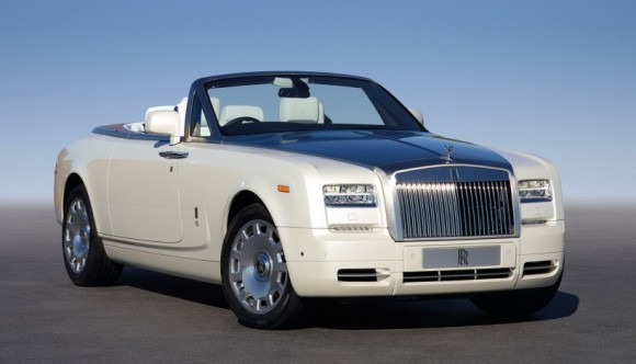 Rolls-Royce Dawn Convertible Front