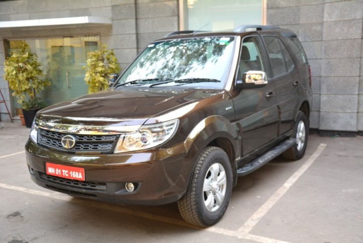 Tata Safari Storme Facelift Launch Soon – Details & Pics