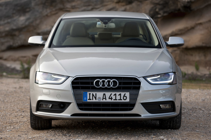 New Audi A4 HD Images & Photos [Leaked Before Launch]