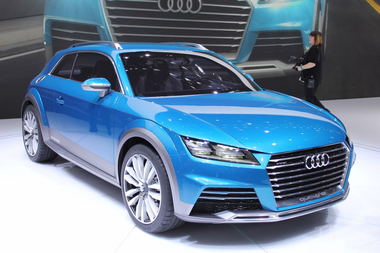 Audi Q1 Launch Date In India With Full Details