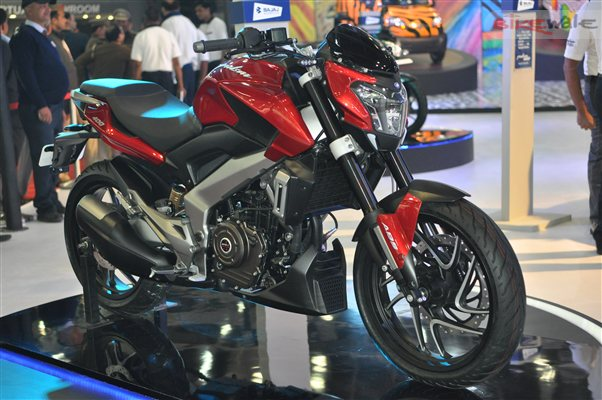Bajaj Pulsar CS400 Will be Launched Before March 2016