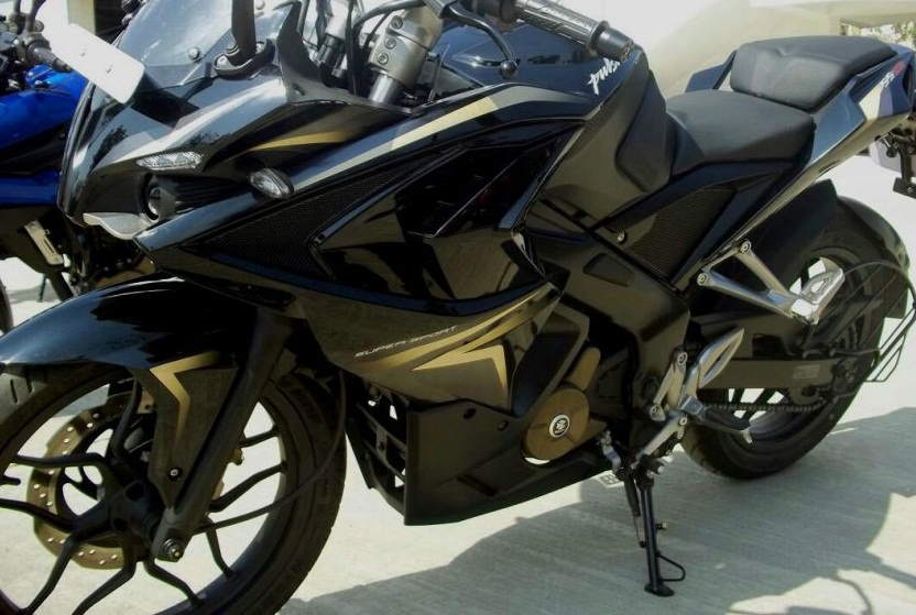 Bajaj Pulsar Rs200 2015 Model Hd Photos Pics Amp Images Wallpapers