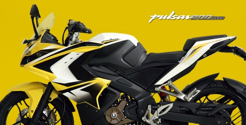 Bajaj Pulsar RS200 2015 Model HD Photos, Pics & Images [Wallpapers]
