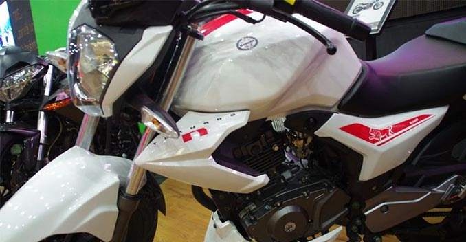 Benelli New 150cc TNT 15