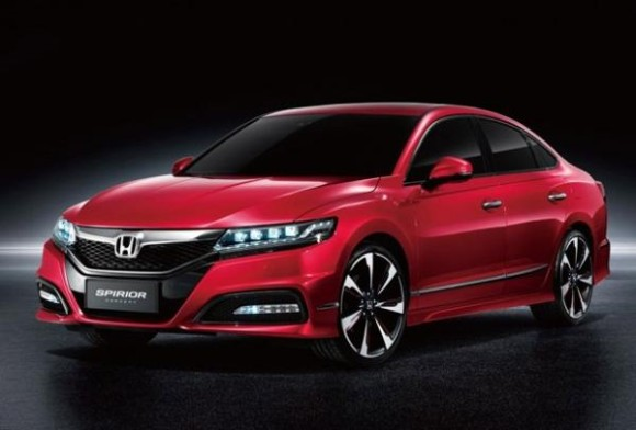 Honda Accord 2016 model