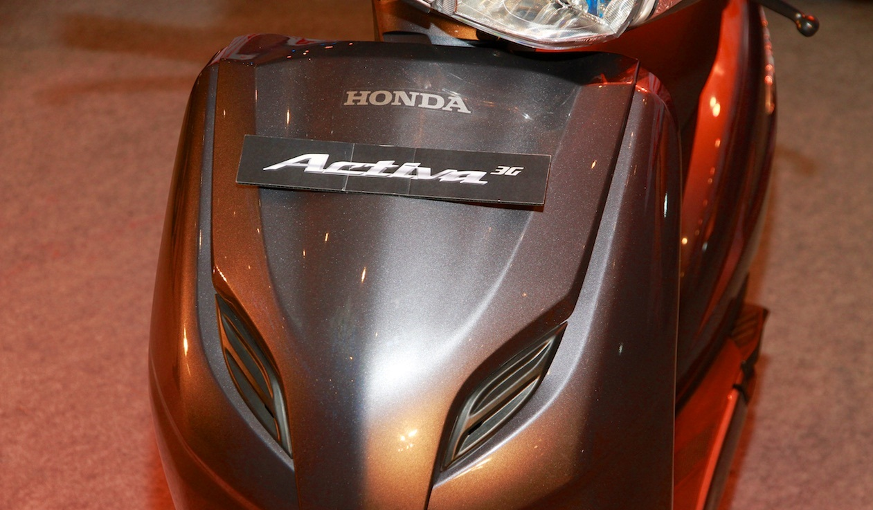 New Honda Activa 3G Images & Photos [From All Angles]