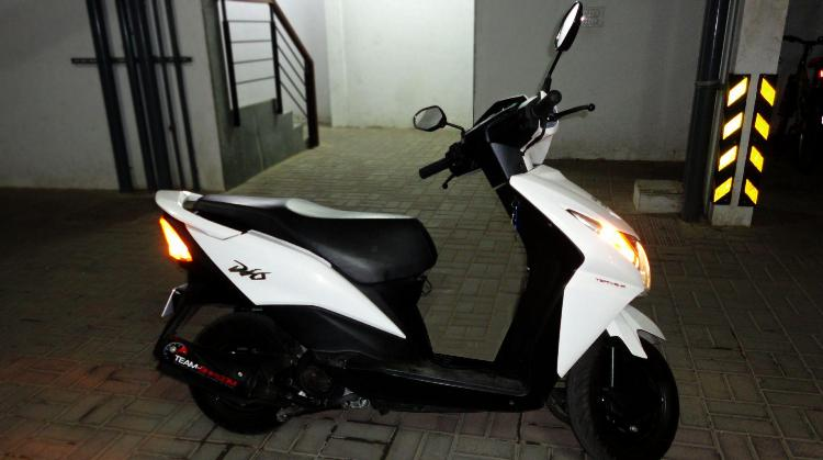 New Honda Dio 2015 Model Images & Photos [From All Angles]
