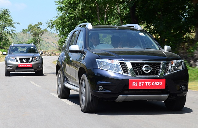 Nissan Terrano Petrol Model Review – In Detail