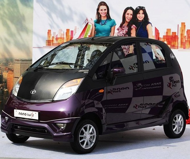 Tata Nano Twist Review – People's Car Details