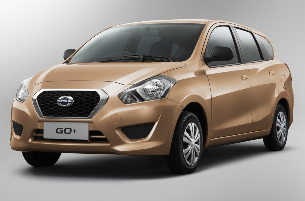 Datsun Go plus Angles1