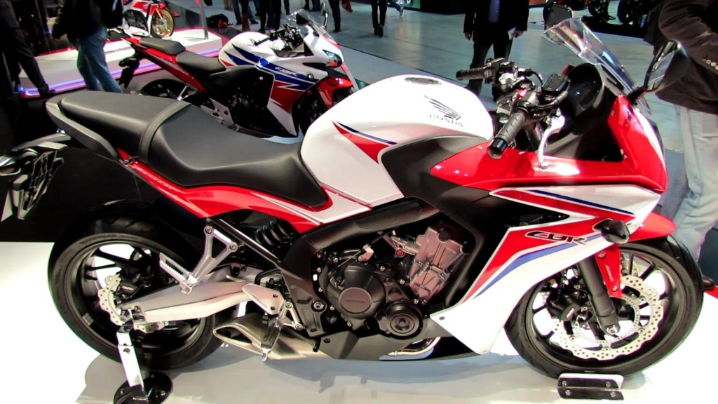 Honda CBR650F To Launching in India Soon